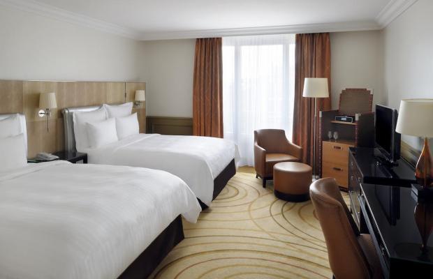 фото Marriott Hotel Champs-Elysees изображение №10