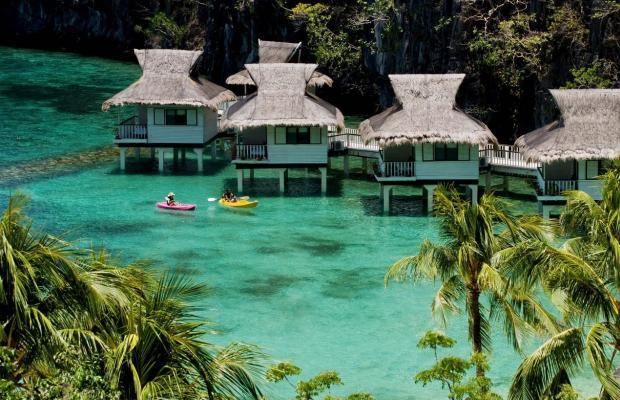 фотографии отеля El Nido Resorts Miniloc Island изображение №19