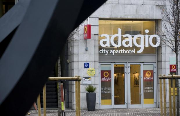 фотографии отеля Adagio City Aparthotel la Defense Esplanade (ex. Mercure La Defense Esplanade) изображение №7