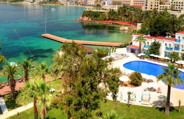 фото Le Bleu Hotel & Resort (ex. Noa Hotels Kusadasi Beach Club; Club Eldorador Festival) изображение №38