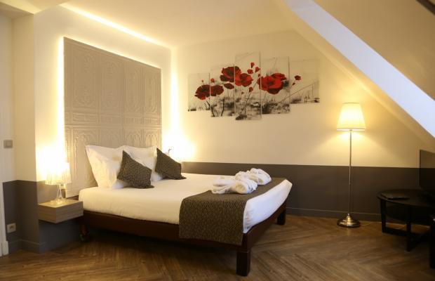 фотографии отеля Contact Hotel Alize Montmartre (ex. Best Western Montmartre Alize; Place de Clichy) изображение №23
