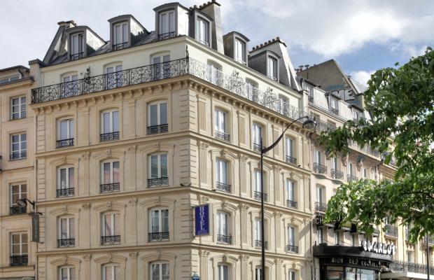 фото отеля Contact Hotel Alize Montmartre (ex. Best Western Montmartre Alize; Place de Clichy) изображение №1