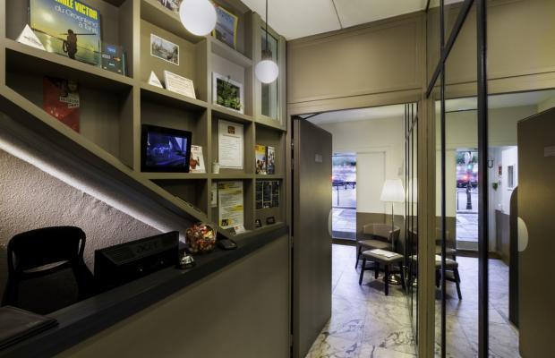 фото Contact Hotel Alize Montmartre (ex. Best Western Montmartre Alize; Place de Clichy) изображение №14