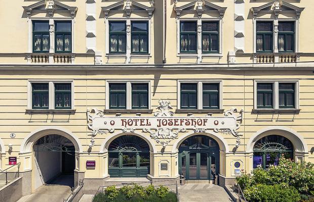 фото отеля Mercure Josefshof Wien am Rathaus изображение №1