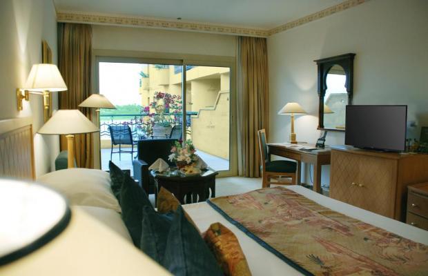 фото отеля Steigenberger Nile Palace (ex. Le Meridien Luxor) изображение №9