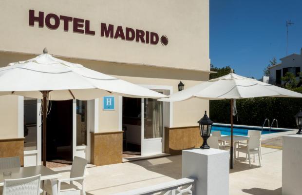 фото Madrid Hotel изображение №10