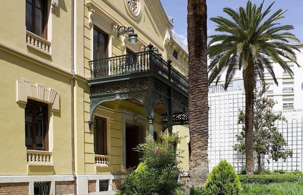 фото отеля Hospes Palacio de Los Patos изображение №17