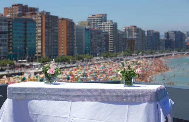 фотографии отеля abba Playa Gijón Hotel изображение №15