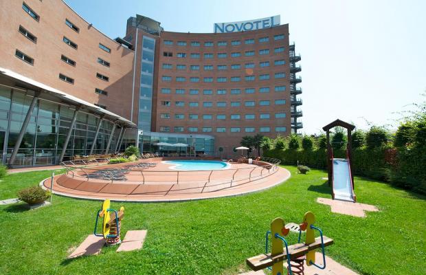 фото отеля Novotel Venezia Mestre Castellana изображение №1