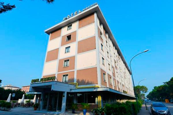 фотографии отеля Albatros изображение №7