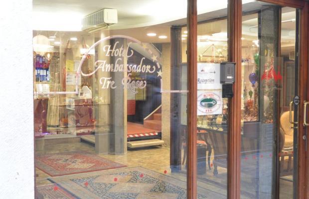 фотографии отеля Ambassador & Tre Rose изображение №3