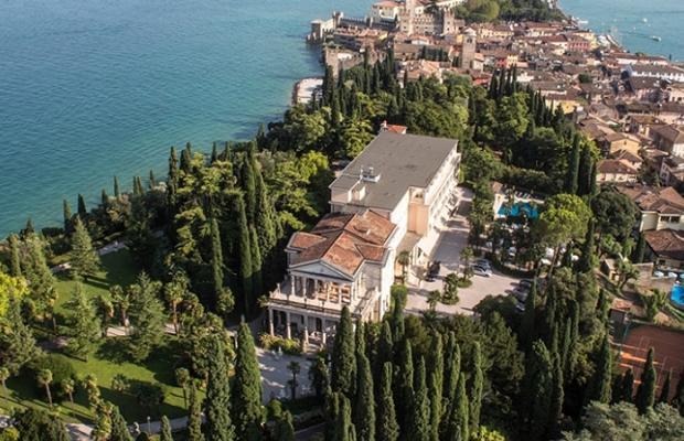 фото отеля Villa Cortine Palace изображение №1