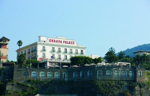 фотографии Grand Hotel Europa Palace изображение №8