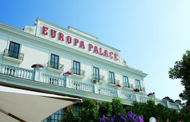 фотографии отеля Grand Hotel Europa Palace изображение №7