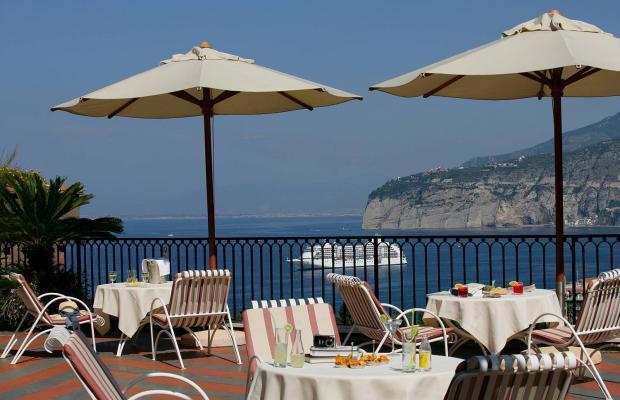 фото отеля Grand Hotel Capodimonte изображение №25