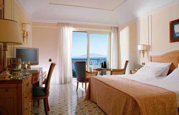фотографии отеля Grand Hotel Capodimonte изображение №11