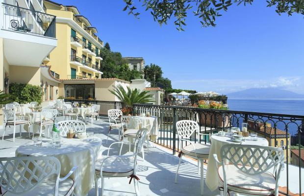 фотографии Grand Hotel Capodimonte изображение №4