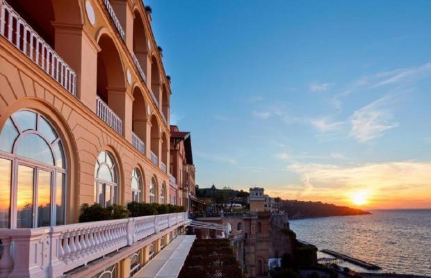 фотографии отеля Grand Hotel Excelsior Vittoria изображение №3