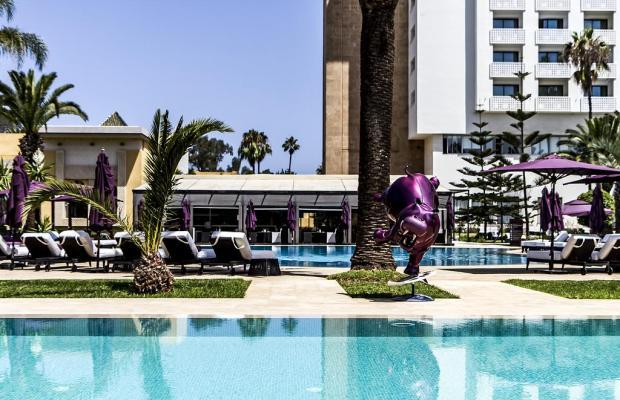 фотографии Sofitel Rabat Jardin Des Roses (ex. Rabat Hilton) изображение №16