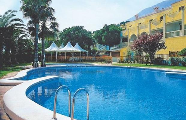 фотографии отеля Parque Denia изображение №3
