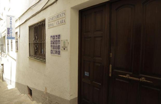 фотографии отеля Rosa Clara изображение №19