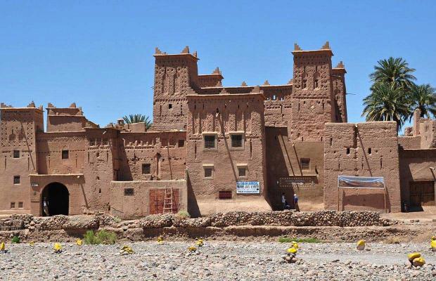 фотографии отеля Ouarzazate Le Riad (ex. Riad Salam) изображение №23