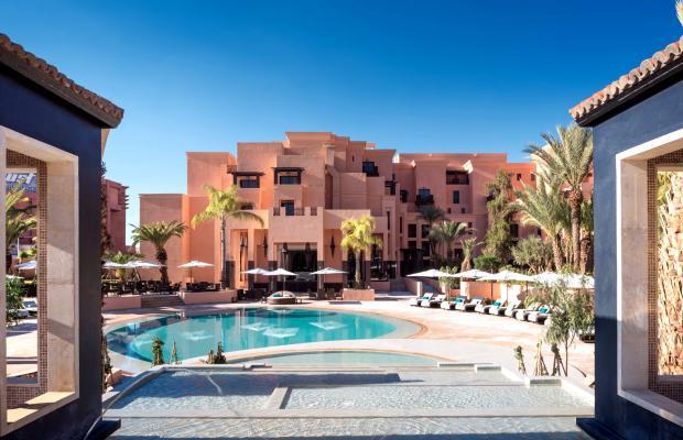 фото Movenpick Hotel Mansour Eddahbi & Palais Des Congres (ex. Mansour Eddahbi) изображение №34