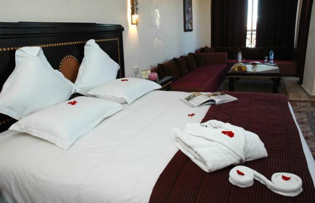фотографии отеля Zalagh Kasbah Hotel & Spa изображение №3