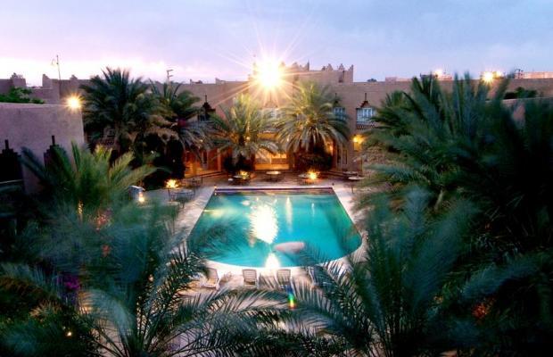 фото Erfoud le Riad (ех. Salam Erfoud) изображение №26