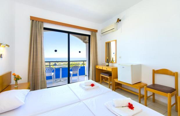 фотографии отеля Afandou Sky Hotel изображение №11