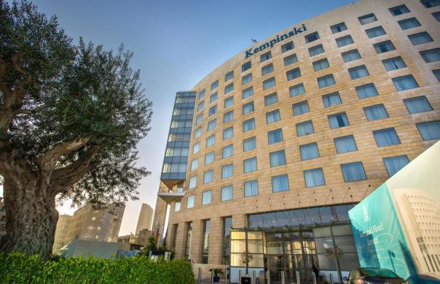 фото отеля Kempinski Amman изображение №1