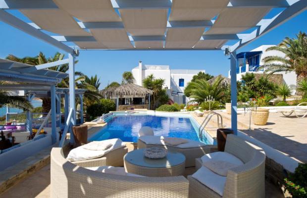 фото Dolphin Antiparos Villas and Suites изображение №30
