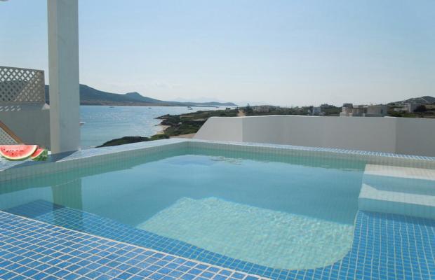 фотографии отеля Dolphin Antiparos Villas and Suites изображение №3