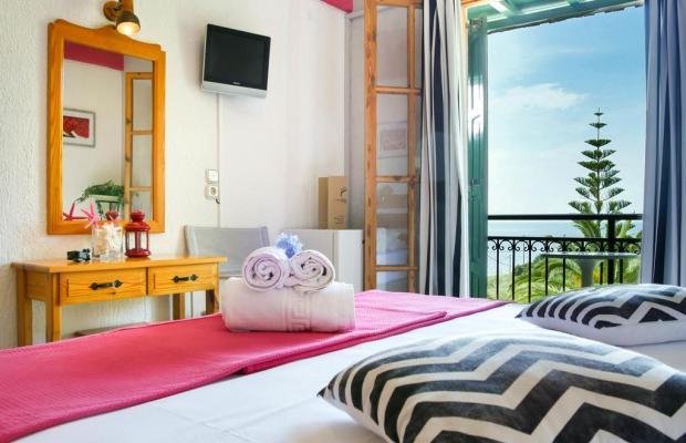 фотографии отеля Panormos Beach изображение №15