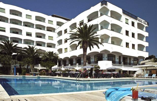 фотографии отеля Grand Hotel Don Juan изображение №39