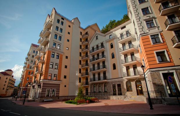 фотографии отеля Valset Apartments by Azimut Rosa Khutor (Апартаменты Вальсет) изображение №3