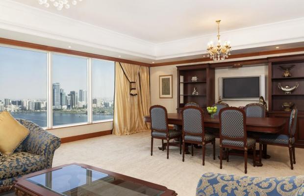 фотографии отеля Hilton Sharjah (ex. Corniche Al Buhaira)  изображение №11