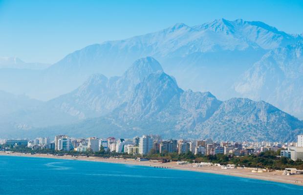 фотографии отеля Fortuna Antalya изображение №7