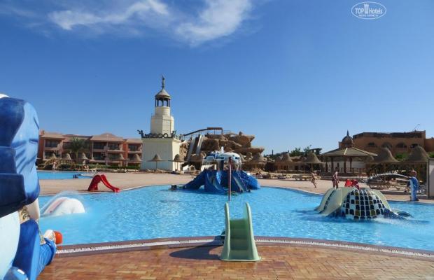 фото Parrotel Aqua Park Resort (ex. Park Inn; Golden Resort) изображение №6